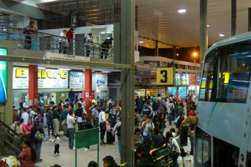 Gare routière de Jujuy