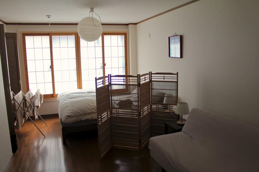 Appartement japonais dans le quartier de Gion à Kyoto