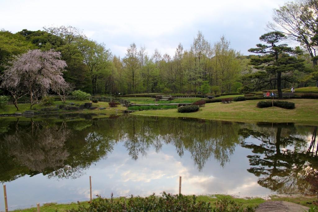 10 choses gratuites faire tokyo for Le jardin oriental