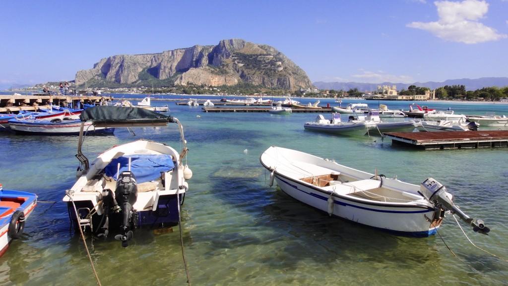 Petit port de Mondello