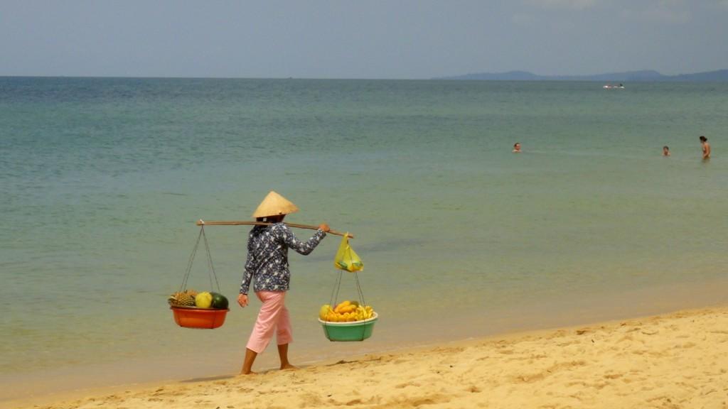 Plage de Phu Quoc