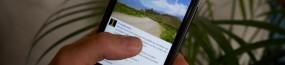 67% des sondés partent avec leur smartphone en voyage