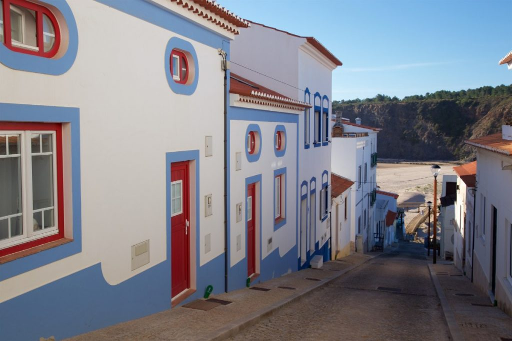 Petit village d'Odeceixe