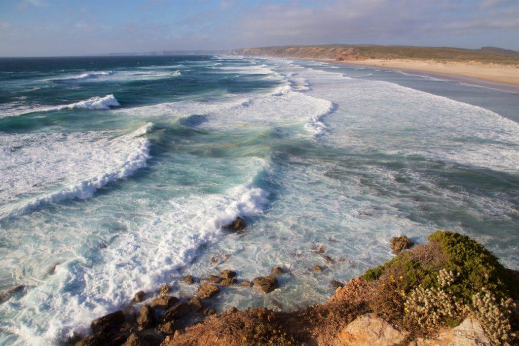Carrapateira : destination prisée des surfeurs